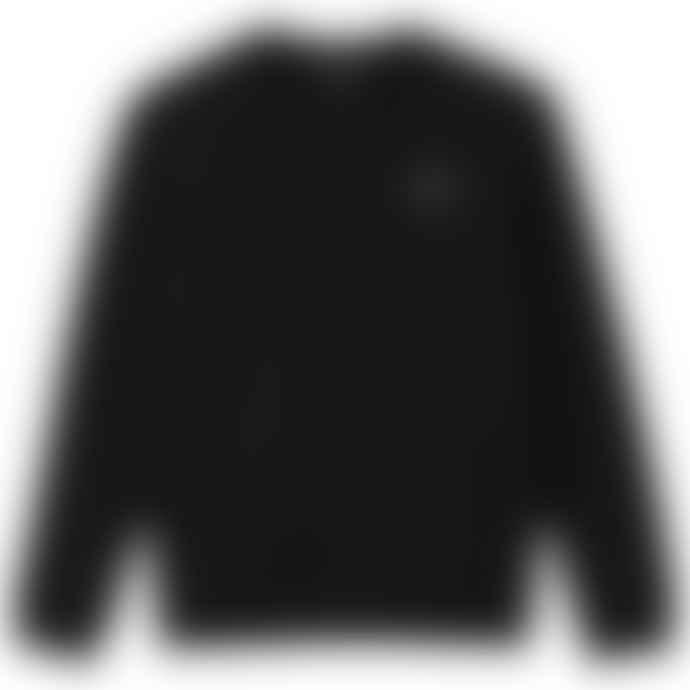 Emporio Armani  Clear Badge Crew Sweat Black