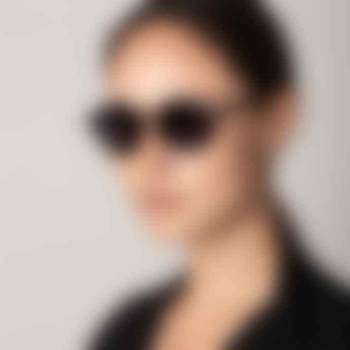 Pilgrim Roxanne Sunglasses Black