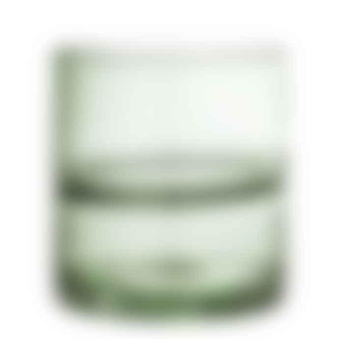 Bloomingville Green Glass Vase