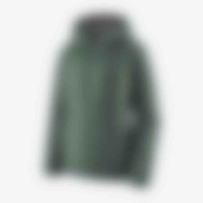Patagonia Women's Hi-Loft Down Sweater Hoody - Regen Green (REGG)