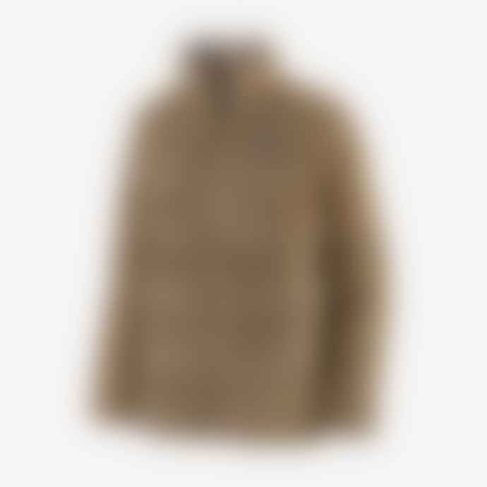 Patagonia Women's Corduroy Fjord Coat - Mojave Khaki (MJVK)