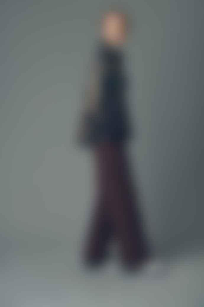 Britt Sisseck Kope Pants In Plum