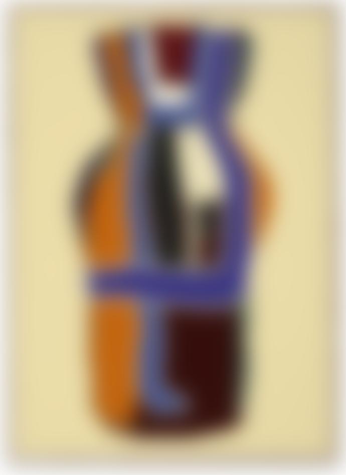 Nina Bruun Ceramica 05 Art Print 50 x 70cm