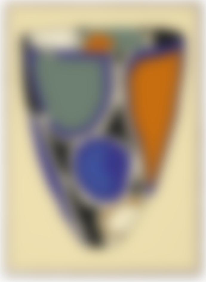 Nina Bruun Ceramica 06 Art Print 50 x 70cm
