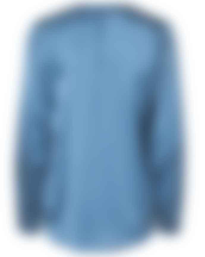 Charlotte Sparre Spark Blouse Blue