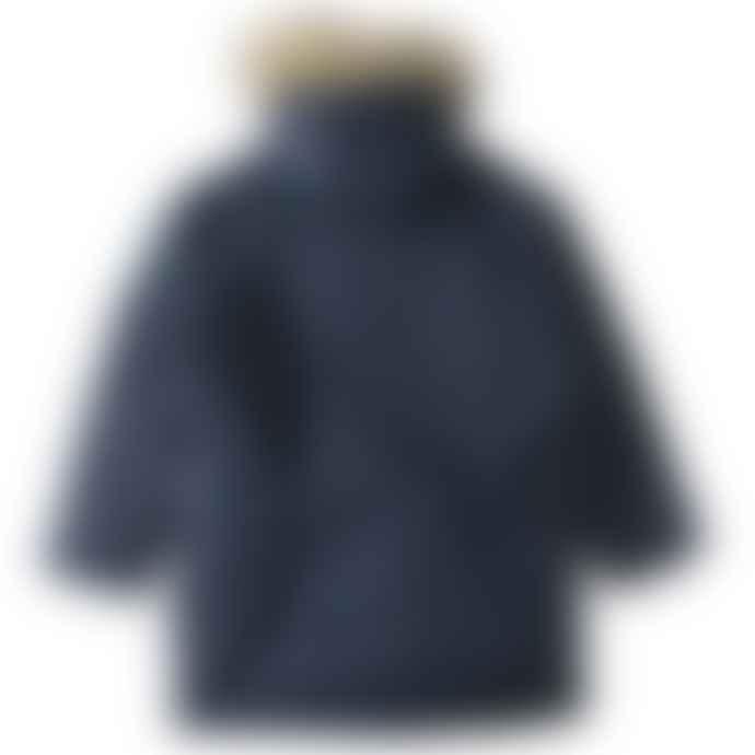 Nigel Cabourn X Element Victoria Parka Jacket Eclipse Navy