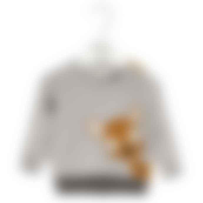 The Bonnie Mob Deer Intarsia Sweater
