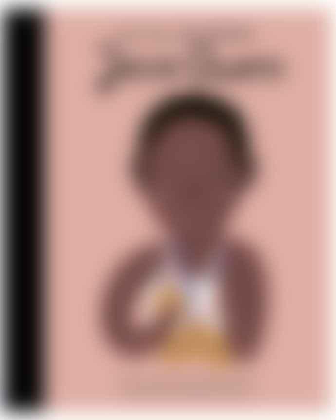 Frances Lincoln Little People Big Dreams Jesse Owens Book