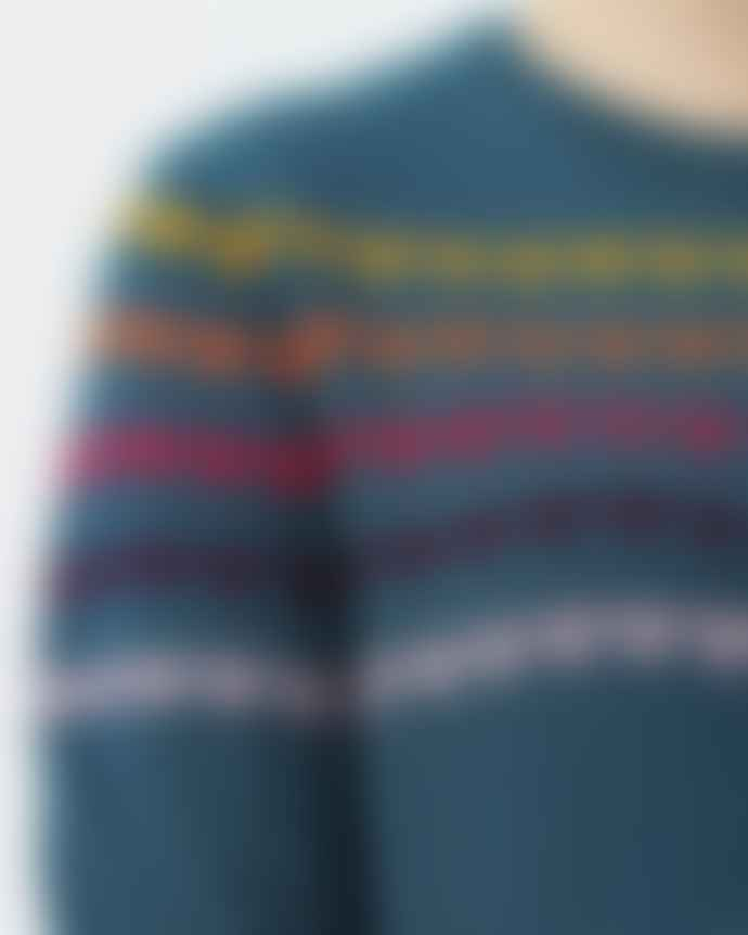 Sugarhill Brighton Love Line Knitted Jumper