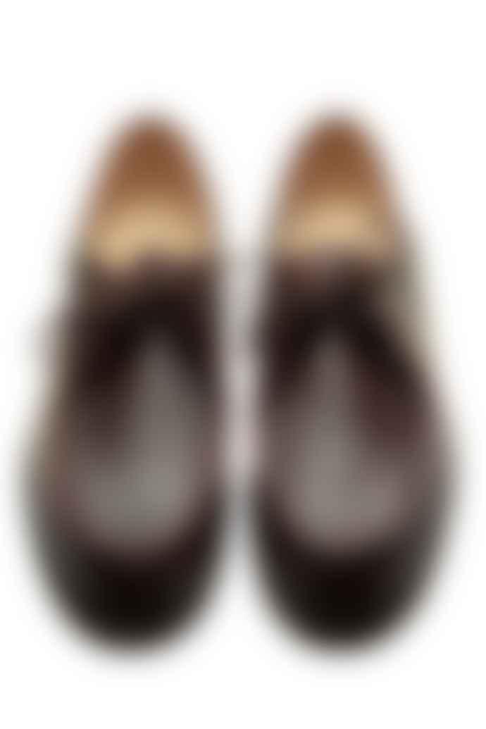 Paraboot Michael Marche Shoe Marron Graine Bison