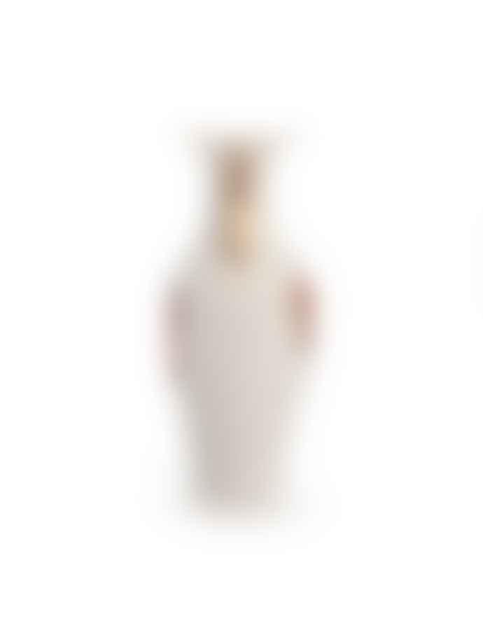 Seletti White Hybrid Adelma Vase