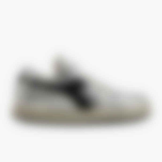 Diadora Heritage Mi Basket - Row Cut Silver Used W Shoes