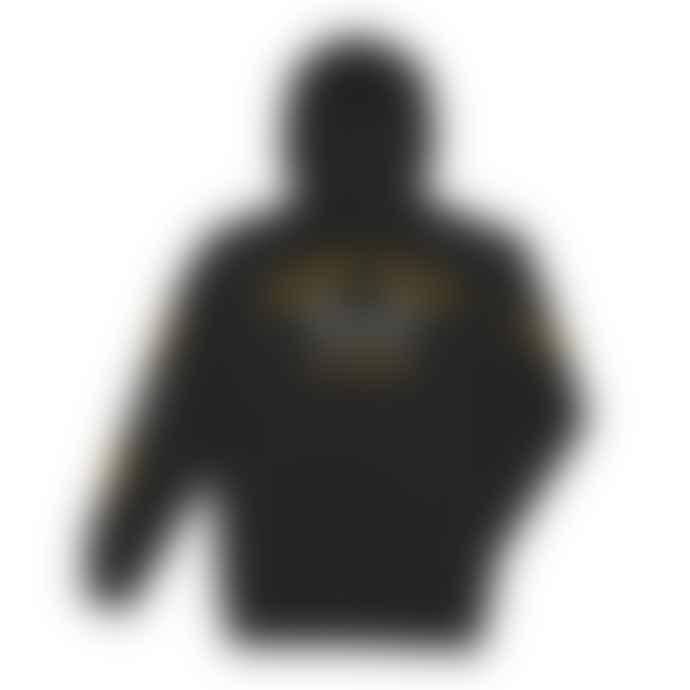 Dark Seas Headmaster Hooded Sweat Black