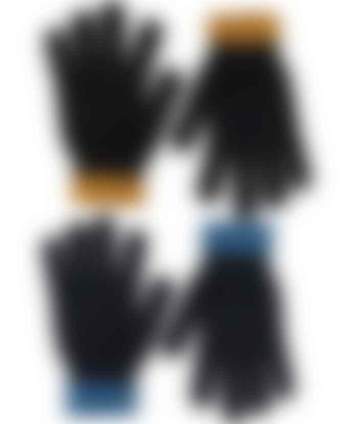 Molo Kello Gloves/Dark Navy