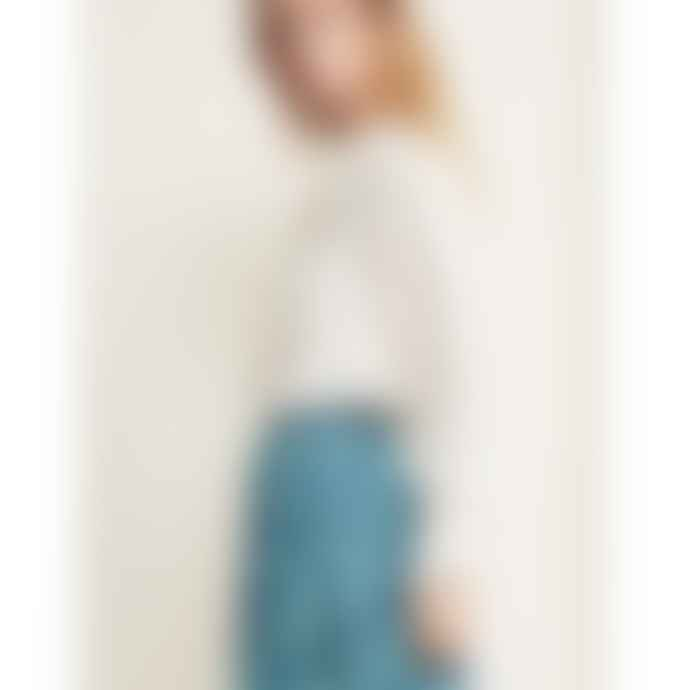 Fabienne Chapot Mimi Blouse Cream White