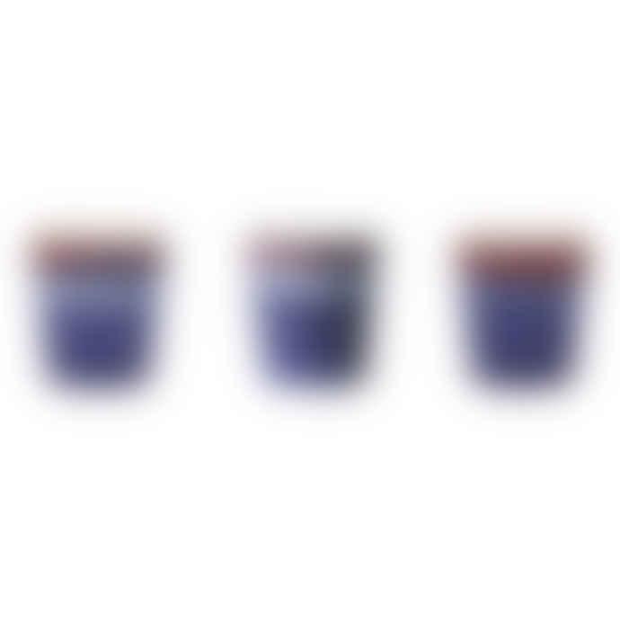 HKliving Ceramic 70's Handleless Mug - Air