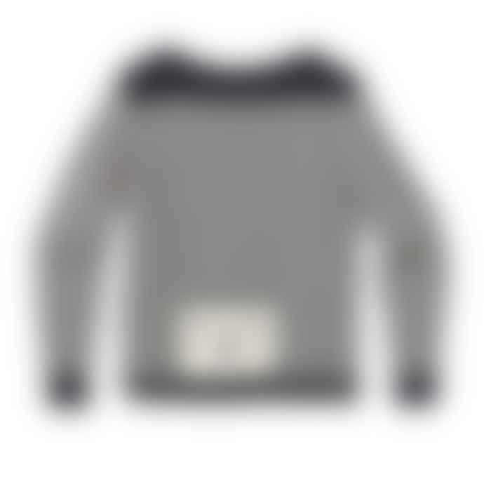 Donna Wilson Stripy Head Sweater