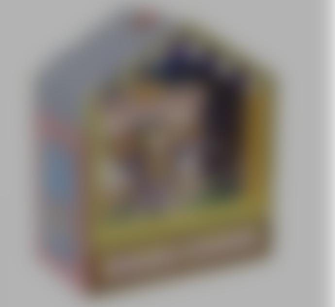 Trousselier Dancing Music Box with Pierrots