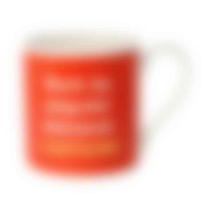 MS Mugs Red Back by Popular Demand Caffeine Mug