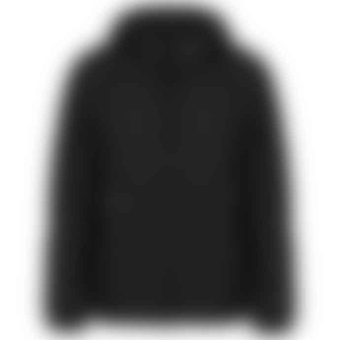 Emporio Armani  Duck Down Hooded Jacket Black