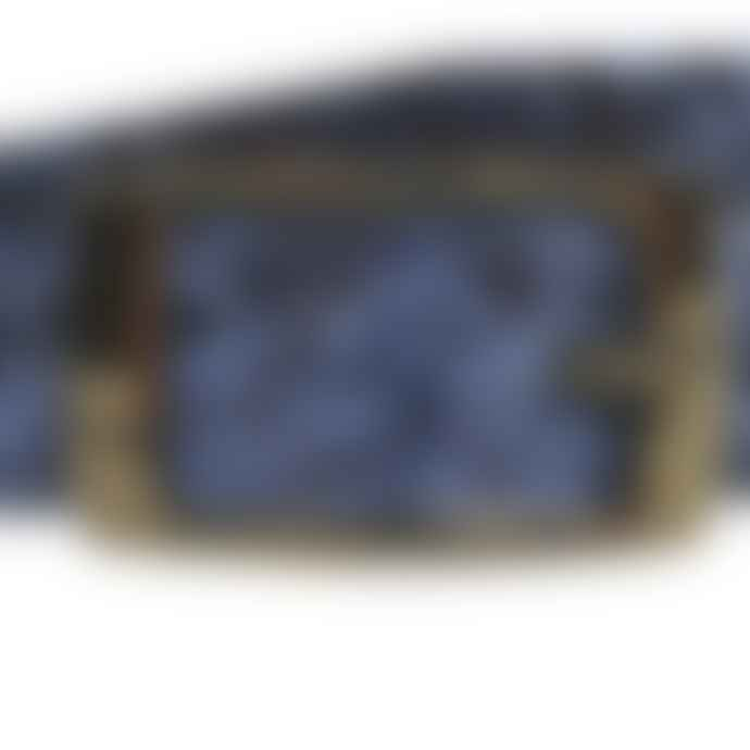 Nooki Design Hacienda Glitter Belt Blue
