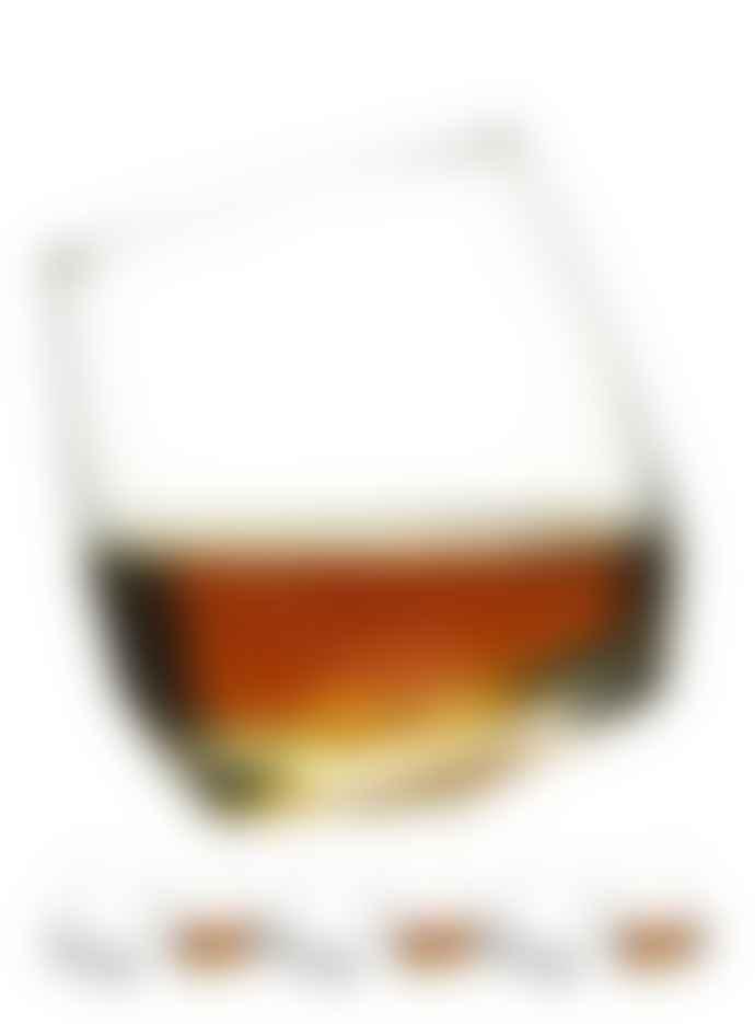 Sagaform Set of 6 Rounded Base Club Whisky Glasses