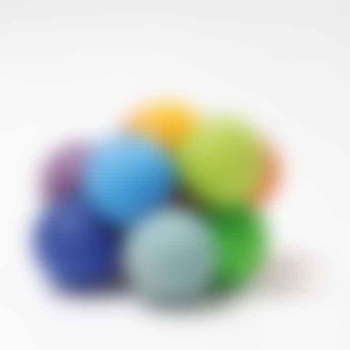 Grimms Rainbow Ball Rattle