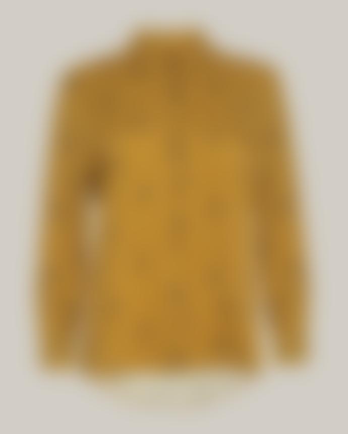 Brava Fabrics WILD ZEBRA PRINTED BLOUSE