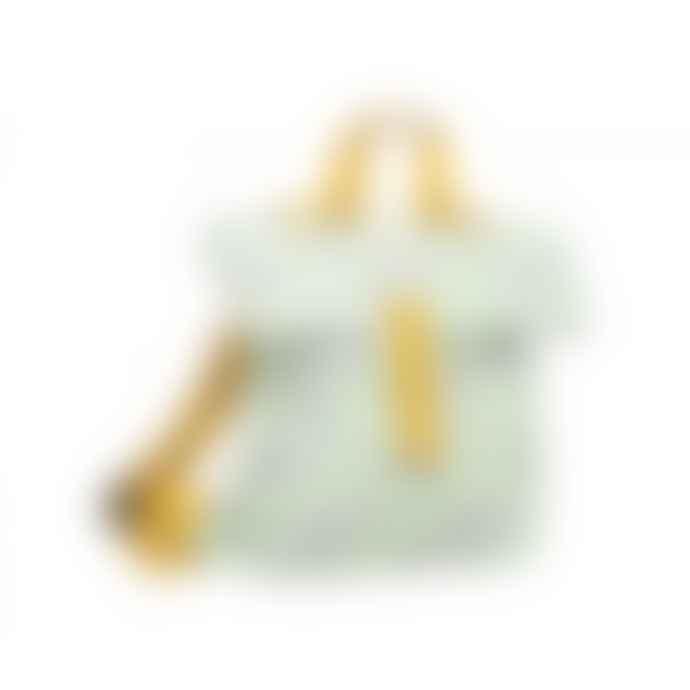 Petit Jour Mini Backpack Savanah Zebra