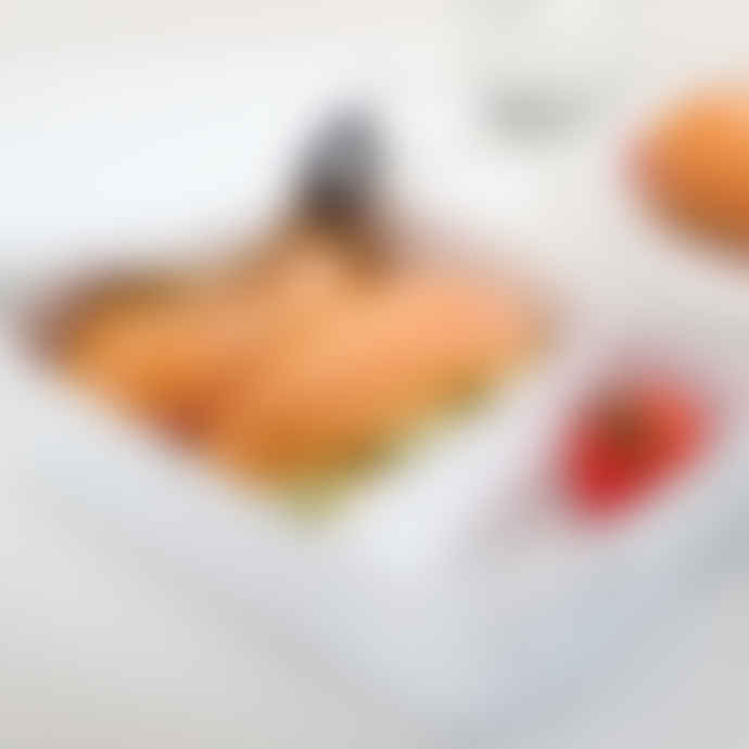 Mepal Bento Lunch Box Take A Break Large Nordic Red With Bergamot Puritx Hand Sanitiser 60 Ml