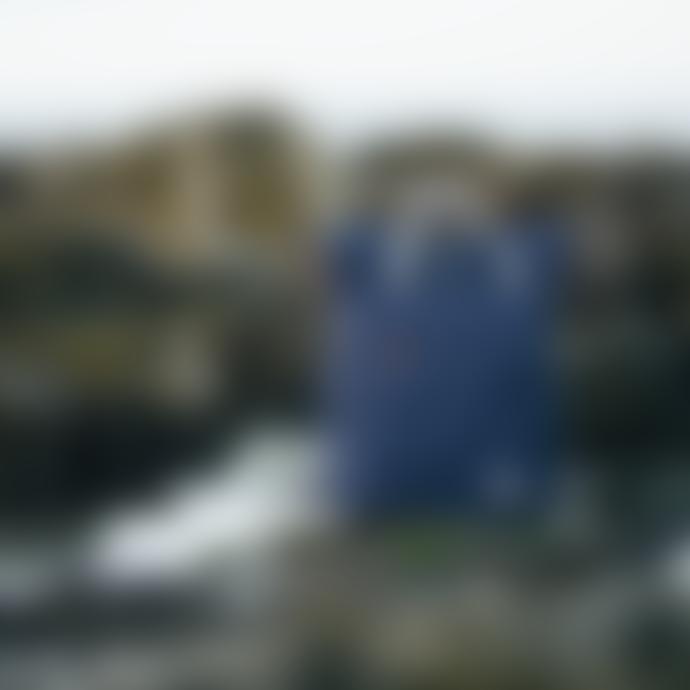 ROKA Flax Ocean A Sustainable Bag