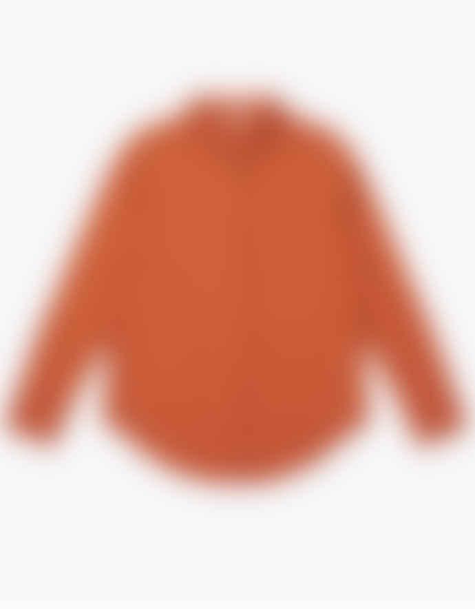 WEMOTO Red Gill Dress Shirt