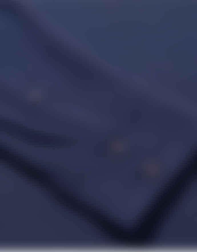 WEMOTO Navy Blue Gill Dress Shirt