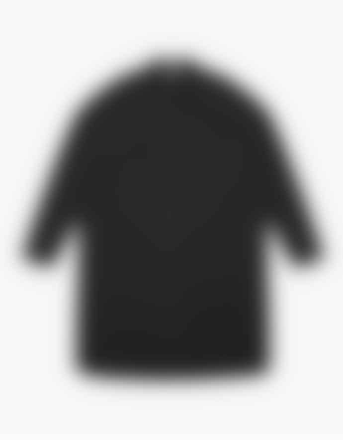 WEMOTO Black Elson Dress Shirt