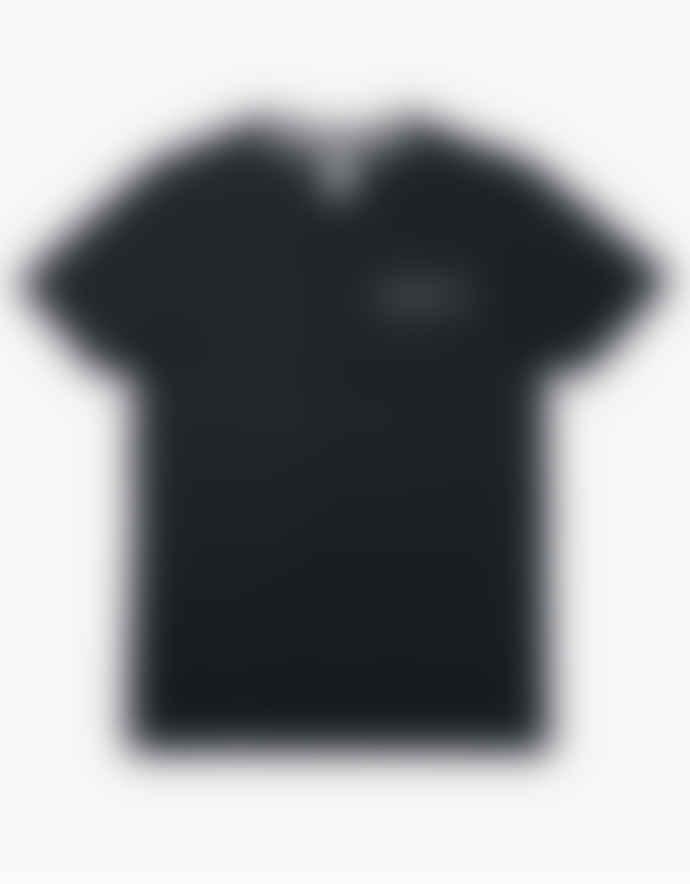 WEMOTO Black Bill Tee Printed T Shirt