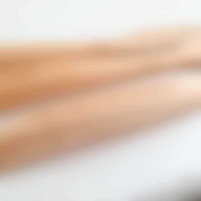Zero Waste Club Bamboo Travel Cutlery Set