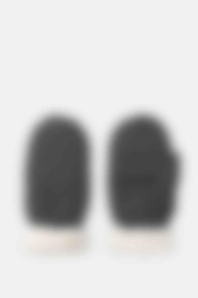 Becksondergaard Makara Puff Mittens In Black