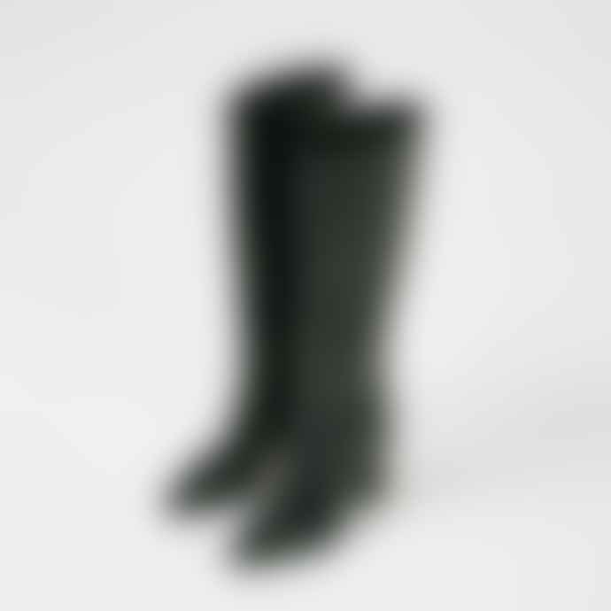 Collection & Co Carina Boot Black Croc