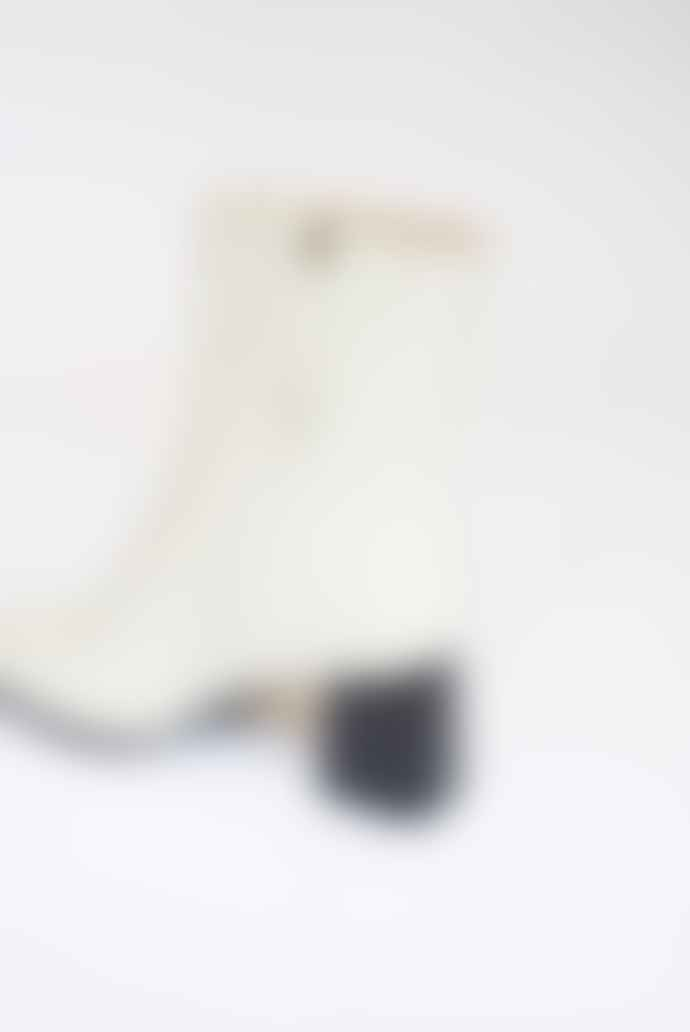 Collection & Co Roka Boot Off White