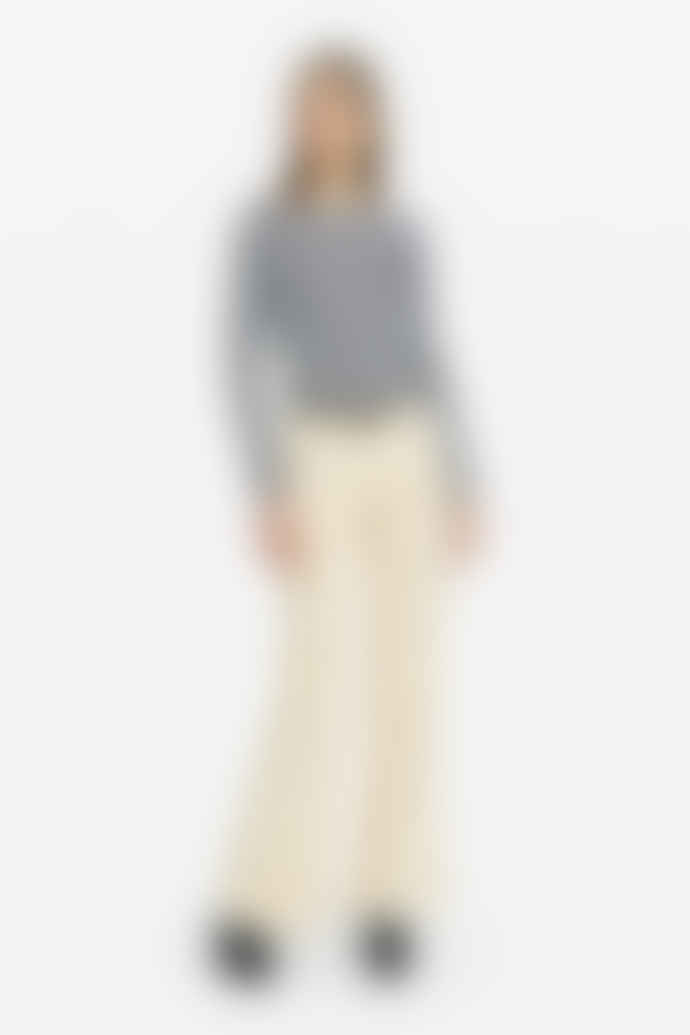 Otto D Ame Beige French Pocket Trousers