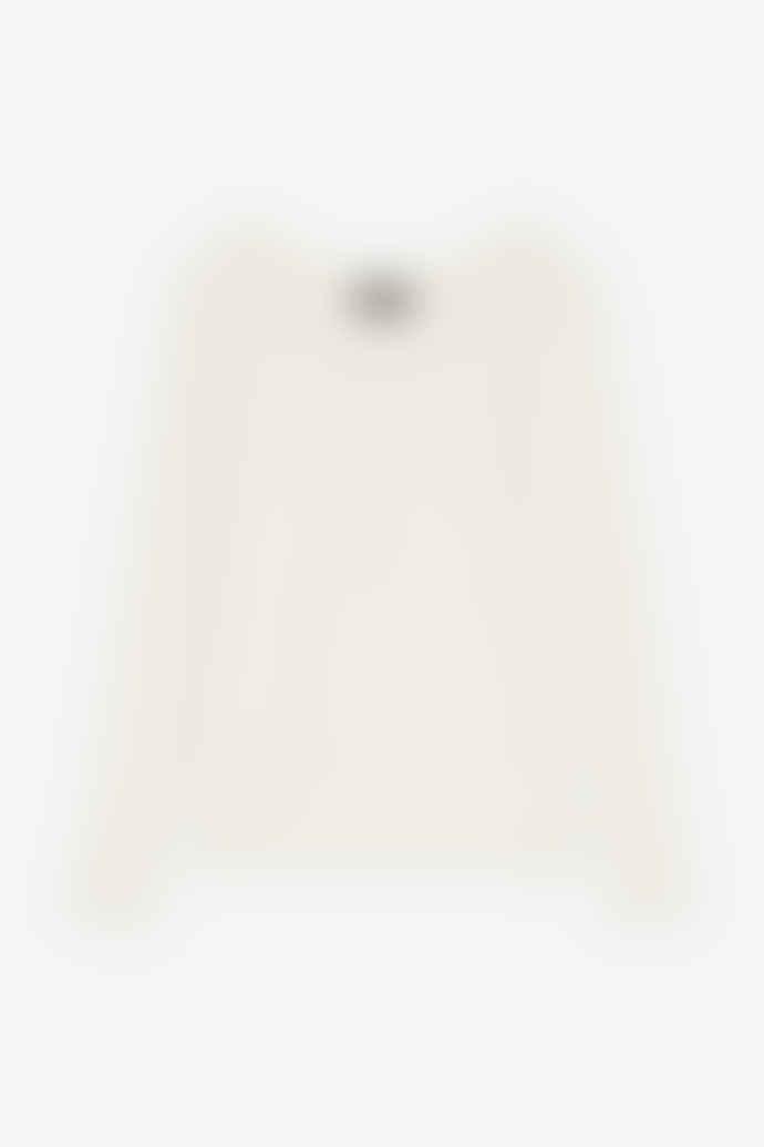 Otto D Ame Round Neckline Viscose Sweater