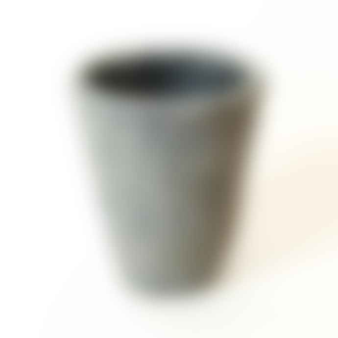 Serax Rustic Terracotta Plant Pot Medium Black
