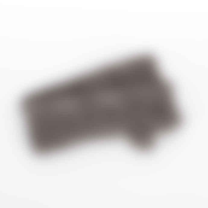 Sjaal met Verhaal Dark Grey Wool Hand Warmers