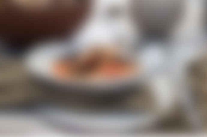 ByOn White Alima Oyster Pasta Bowl