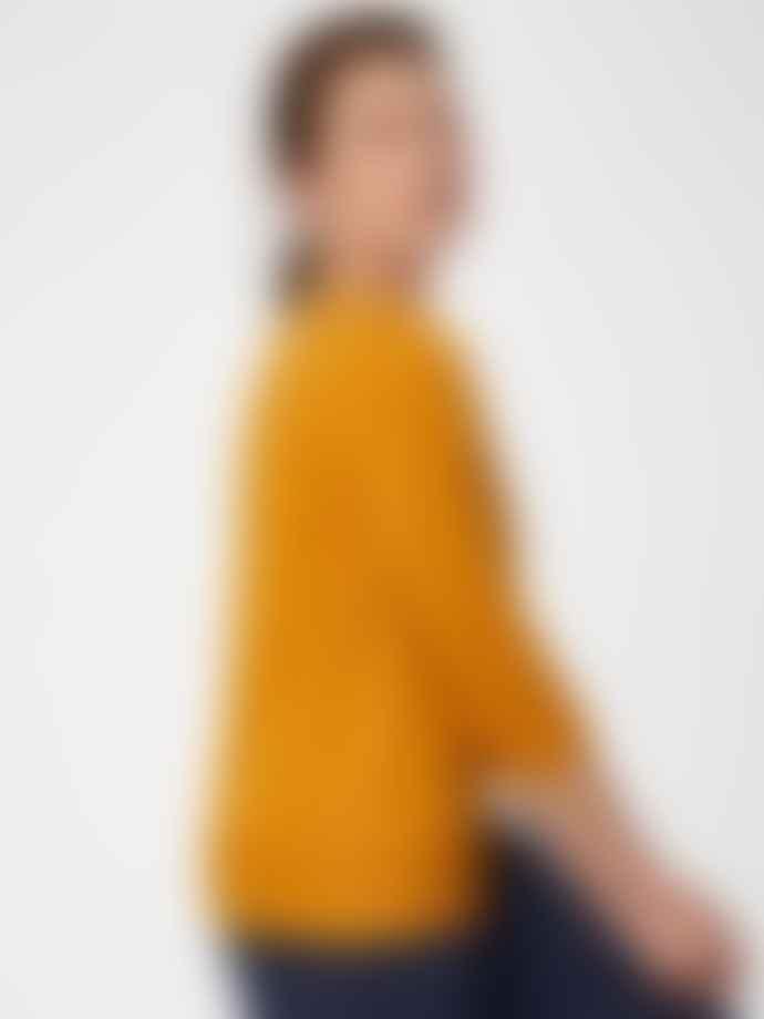 Thought Saffron Yellow Lula Wool Jumper