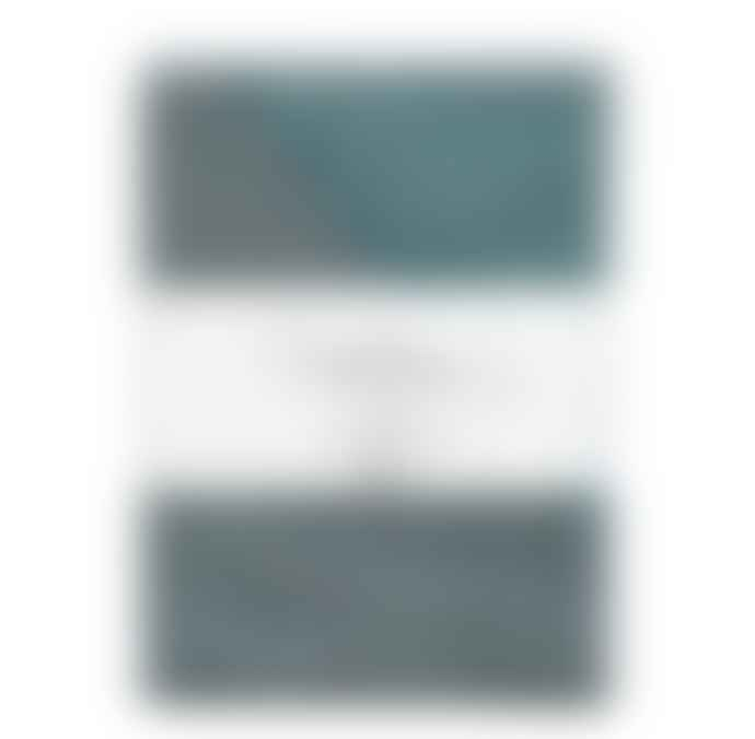 Nawrap Tea Towel Anti Odor R I B Turquoise