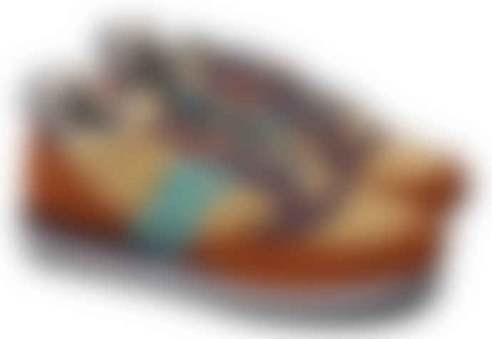 Saucony Originals Jazz Original Peak Sneakers (Curry/Ginger)