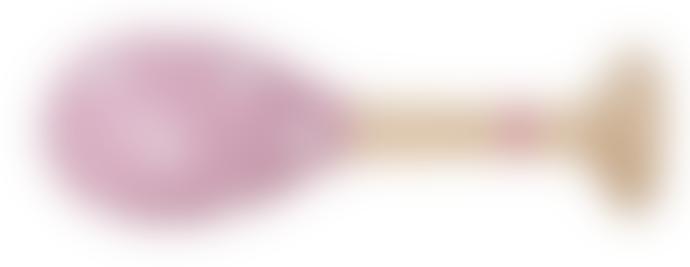 Jabadabadoo Pink Wood Maraccas