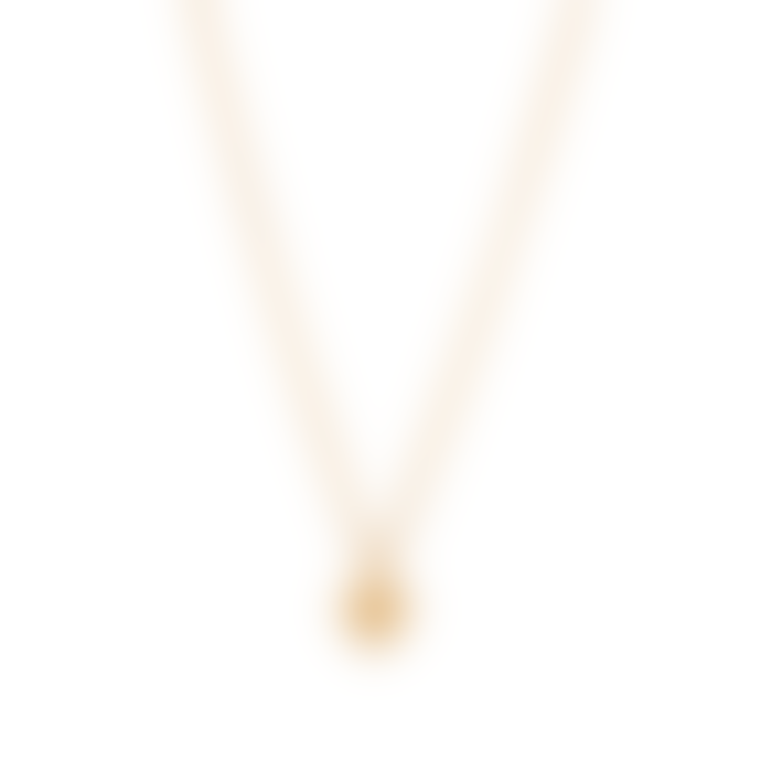 Pernille Corydon Love Heart Necklace Gold