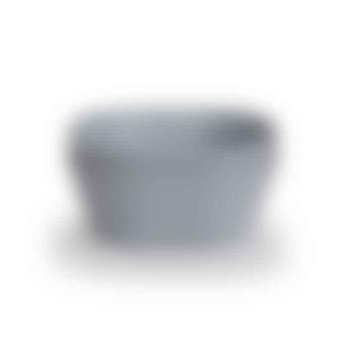 Mushie Square Dinnerware Bowl Set Of 2 Cloud